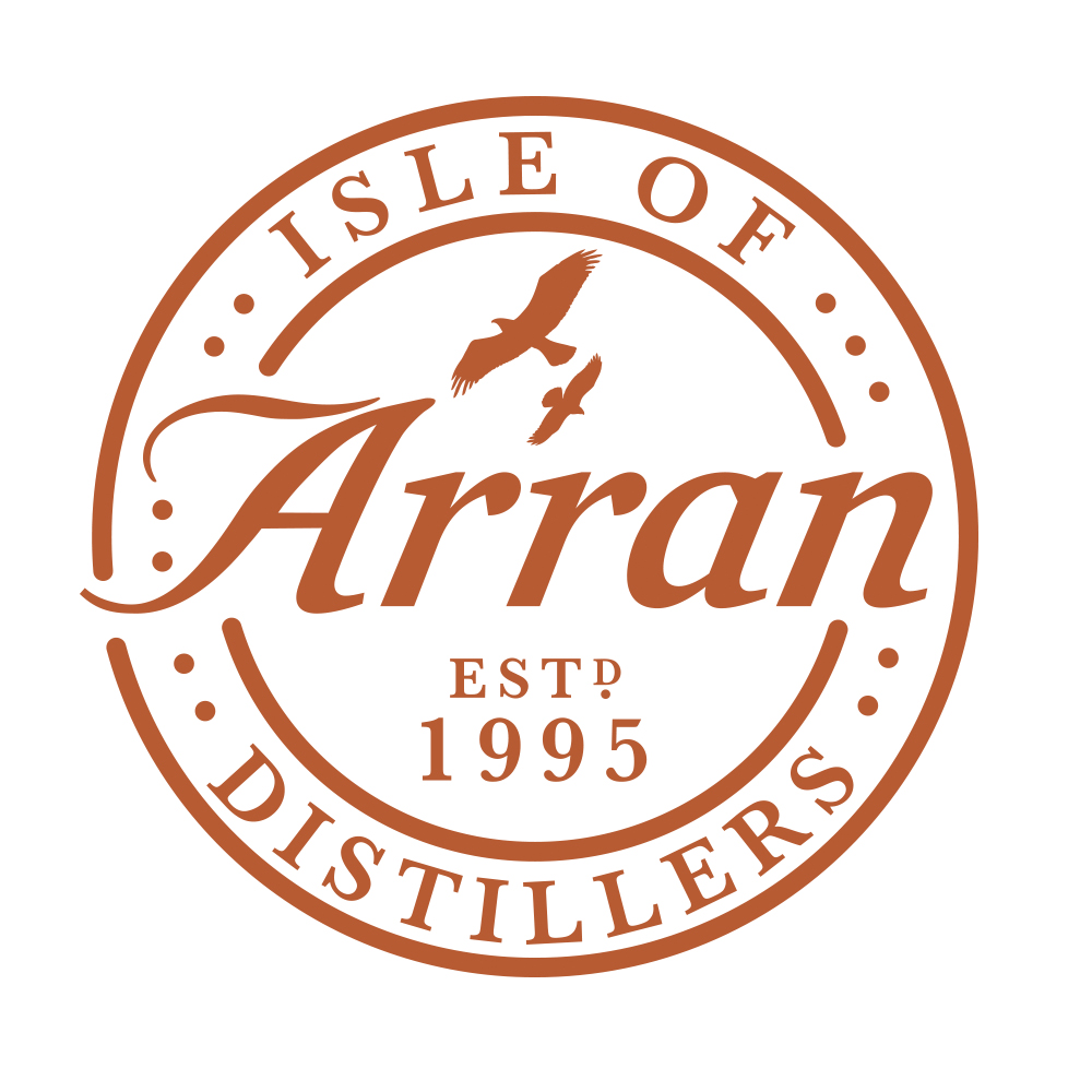 Isle of Arran distillers logo