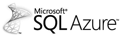 Microsoft SQL Azure logo